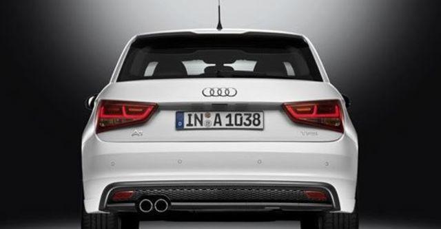 2013 Audi A1 1.4 TFSI Sport  第10張相片