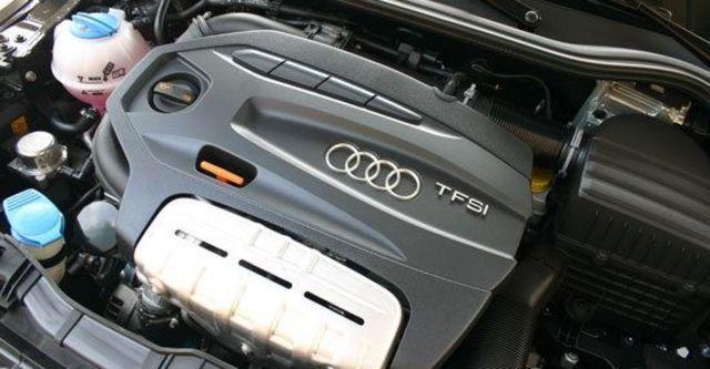 2013 Audi A1 1.4 TFSI Sport  第14張相片