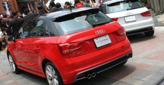 2013 Audi A1 Sportback 1.4 TFSI  第3張相片