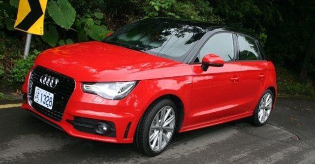 2013 Audi A1 Sportback 1.4 TFSI Sport  第1張相片