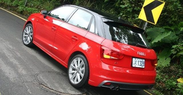 2013 Audi A1 Sportback 1.4 TFSI Sport  第3張相片