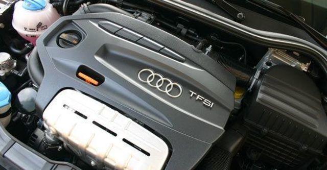 2013 Audi A1 Sportback 1.4 TFSI Sport  第6張相片