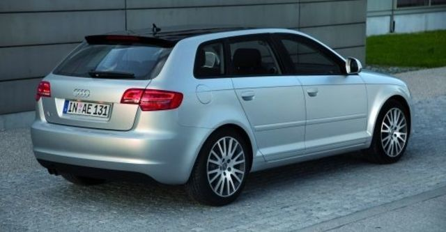 2013 Audi A3 Sportback 1.8 TFSI  第3張相片