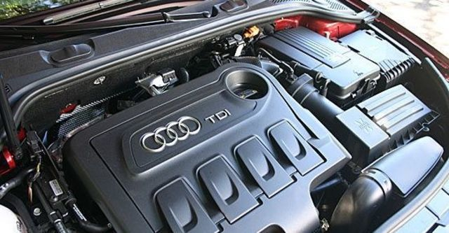 2013 Audi A3 Sportback 2.0 TDI  第4張相片