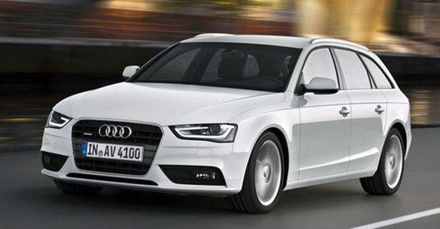 2013 Audi A4 Avant 1.8 TFSI  第1張相片