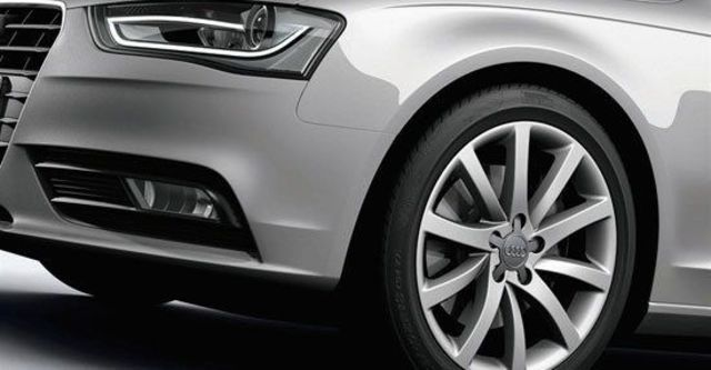 2013 Audi A4 Avant 1.8 TFSI  第8張相片