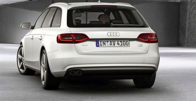 2013 Audi A4 Avant 2.0 TFSI  第3張相片