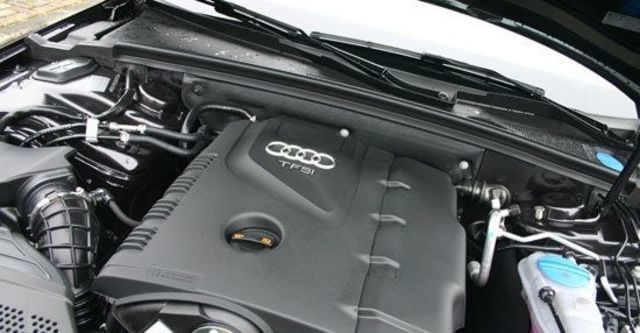 2013 Audi A4 Avant 2.0 TFSI quattro  第6張相片