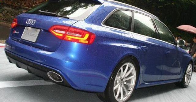 2013 Audi A4 Avant RS4  第3張相片