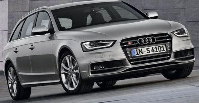 2013 Audi A4 Avant S4  第1張相片