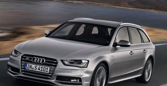 2013 Audi A4 Avant S4  第3張相片