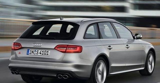 2013 Audi A4 Avant S4  第7張相片