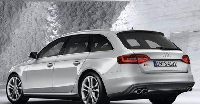 2013 Audi A4 Avant S4  第9張相片