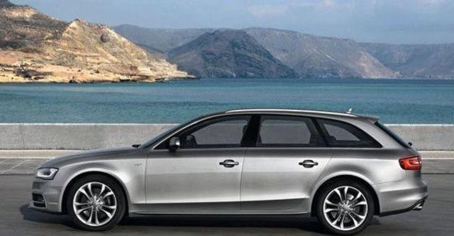 2013 Audi A4 Avant S4  第11張相片
