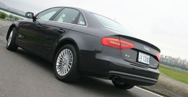 2013 Audi A4 Sedan 2.0 TFSI  第3張相片