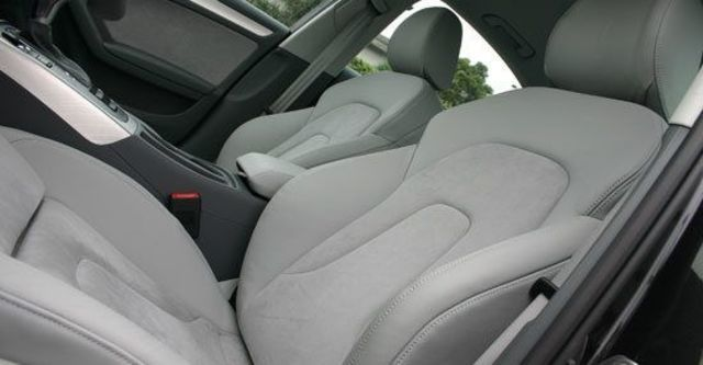 2013 Audi A4 Sedan 2.0 TFSI  第5張相片