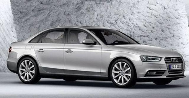 2013 Audi A4 Sedan 2.0 TFSI quattro  第1張相片