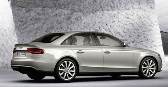 2013 Audi A4 Sedan 2.0 TFSI quattro  第3張相片