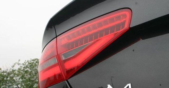 2013 Audi A4 Sedan 2.0 TFSI quattro  第5張相片