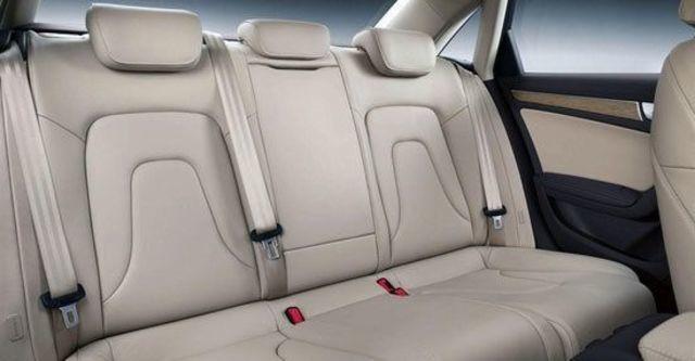 2013 Audi A4 Sedan 2.0 TFSI quattro  第6張相片