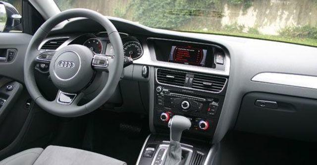 2013 Audi A4 Sedan 2.0 TFSI quattro  第9張相片