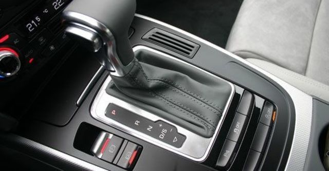 2013 Audi A4 Sedan 2.0 TFSI quattro  第10張相片