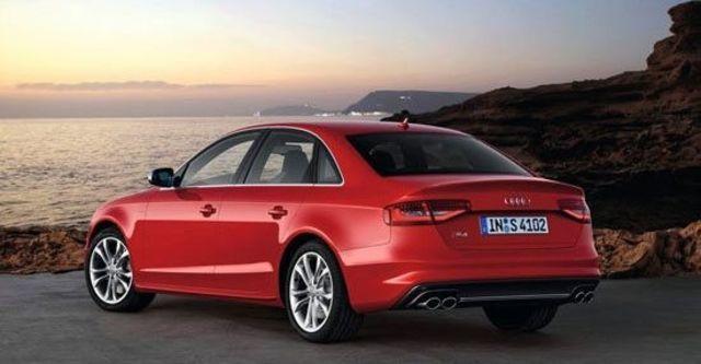 2013 Audi A4 Sedan S4  第7張相片