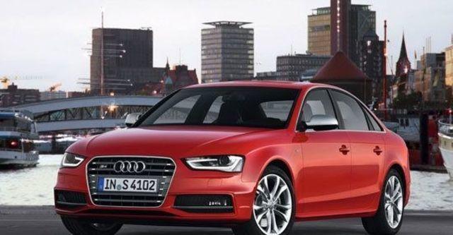 2013 Audi A4 Sedan S4  第8張相片