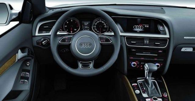 2013 Audi A5 Cabriolet 2.0 TFSI quattro  第6張相片