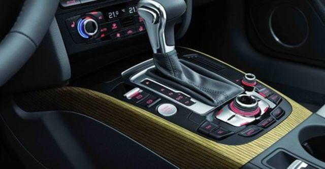 2013 Audi A5 Cabriolet 2.0 TFSI quattro  第9張相片