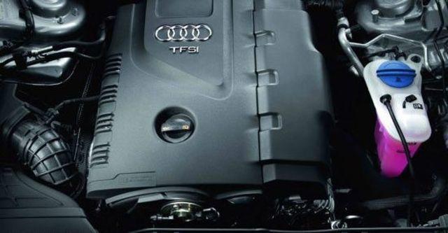 2013 Audi A5 Cabriolet 2.0 TFSI quattro  第10張相片