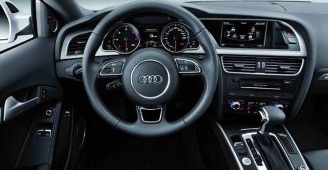 2013 Audi A5 Coupe 2.0 TFSI quattro  第4張相片