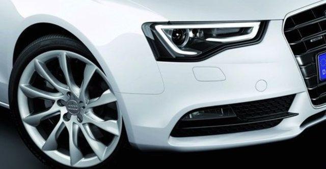 2013 Audi A5 Coupe 2.0 TFSI quattro  第7張相片