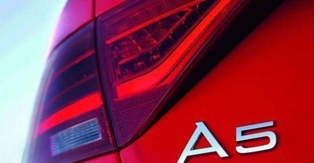 2013 Audi A5 Coupe 2.0 TFSI quattro  第8張相片