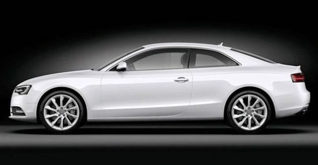 2013 Audi A5 Coupe 2.0 TFSI quattro  第9張相片