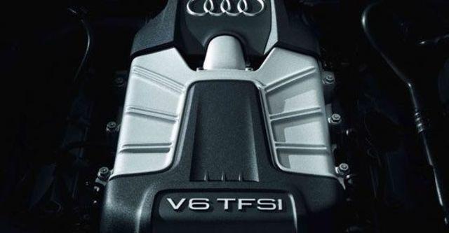 2013 Audi A5 Coupe 3.0 TFSI quattro  第5張相片