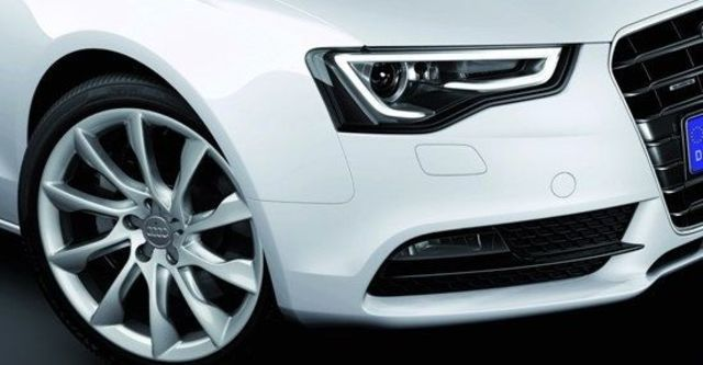 2013 Audi A5 Coupe 3.0 TFSI quattro  第7張相片
