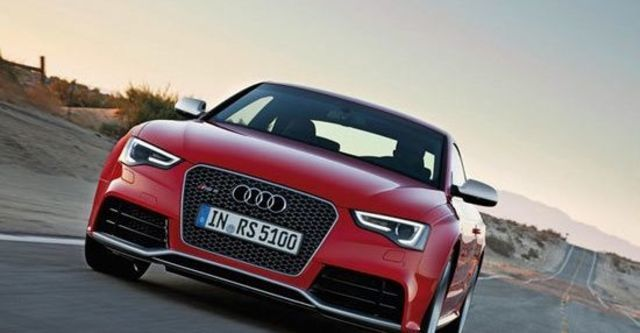 2013 Audi A5 Coupe RS5  第1張相片