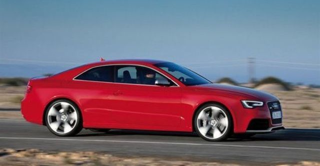 2013 Audi A5 Coupe RS5  第3張相片