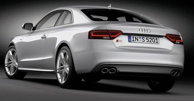 2013 Audi A5 Coupe S5  第3張相片