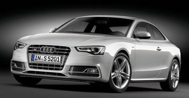 2013 Audi A5 Coupe S5  第11張相片