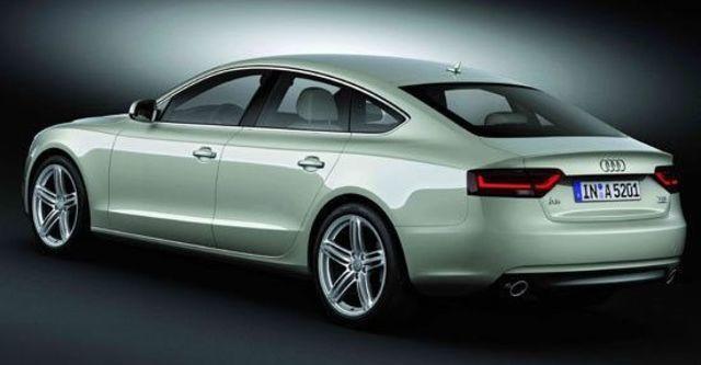 2013 Audi A5 Sportback 2.0 TFSI quattro  第3張相片
