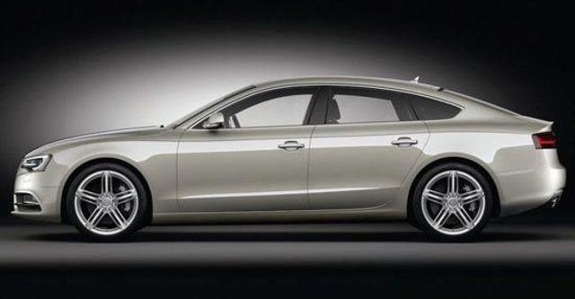 2013 Audi A5 Sportback 3.0 TFSI quattro  第10張相片