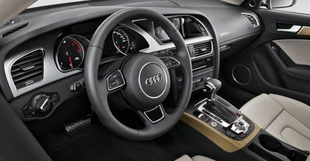2013 Audi A5 Sportback 3.0 TFSI quattro  第12張相片