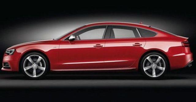 2013 Audi A5 Sportback S5  第3張相片