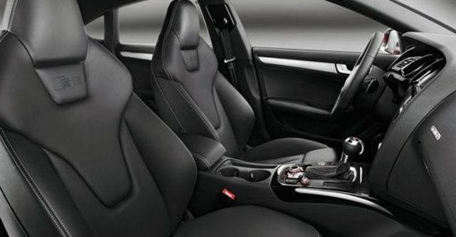 2013 Audi A5 Sportback S5  第9張相片
