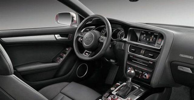 2013 Audi A5 Sportback S5  第10張相片