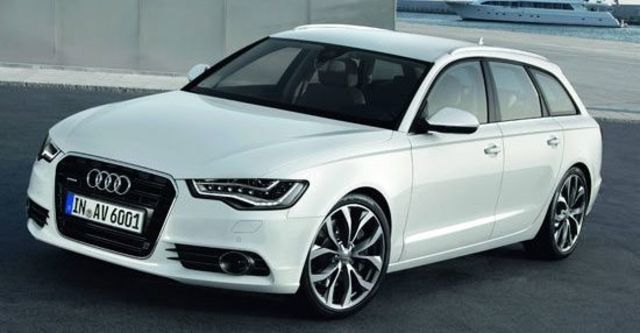 2013 Audi A6 Avant 2.0 TDI  第1張相片