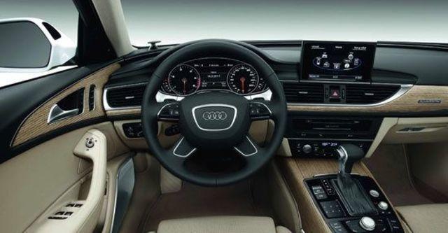 2013 Audi A6 Avant 2.0 TFSI  第4張相片