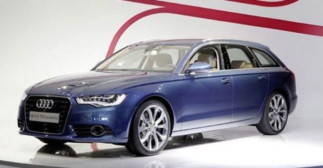 2013 Audi A6 Avant 3.0 TDI quattro  第1張相片
